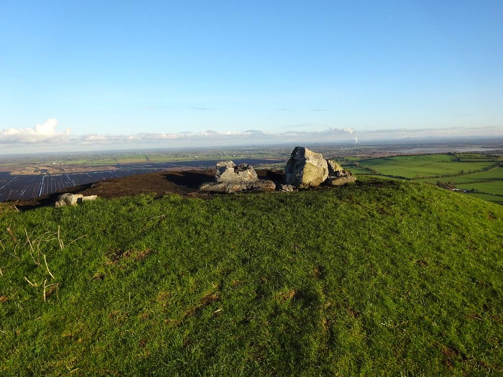 Croghan Hill – Walking Stories